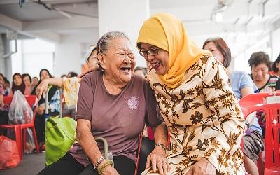 5 Fakta Menarik dari Halimah Yacob, Wanita Presiden Pertama Singapura