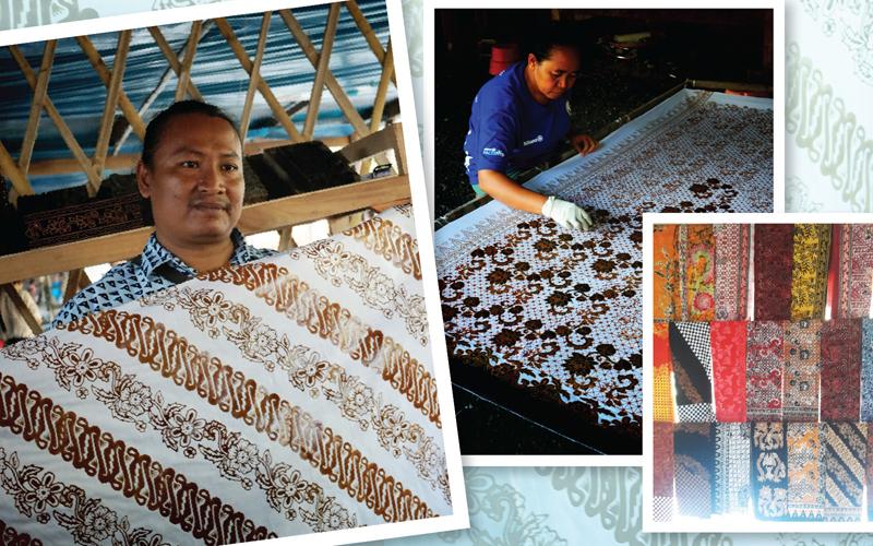 Batik Satrio Membawa Batik Banyuwangi Ke Mancanegara