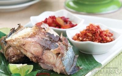 Ikan Bakar Colo-Colo Siap Goyang Lomba Masak Ikan Nusantara 2018 di Ambon