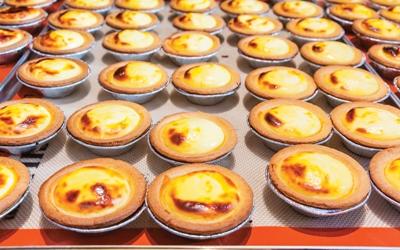 Cheesecake & Cheese Tart Jepang: Awal Tren Japanese Cheesetart