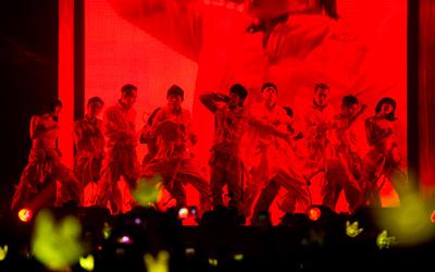 Pengakuan G-Dragon Tentang Kwon Ji-Yong dalam Konser ACT III : M.O.T.T. E Jakarta