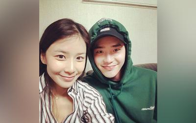 Drama Seri Whisper Mulai Tayang, Lee Jong-suk Memberi Dukungan Kepada Lee Bo-young
