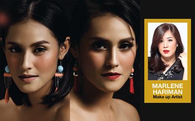 Sontekan Rias Wajah di Pagi dan Malam Hari dari Make Up Artist Marlene Hariman