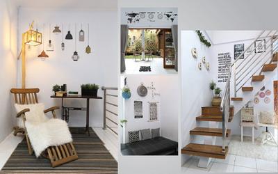 Hiasan Dinding yang Cocok dengan 5 Tipe Ruangan Rumah