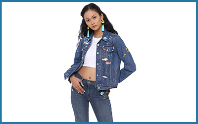 Modifikasi Jeans Anda dengan Cara ini Agar Tampil Keren!