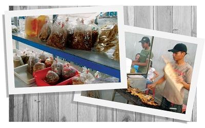 Jajanan Ramadan di Pasar Minggu, Jakarta Selatan