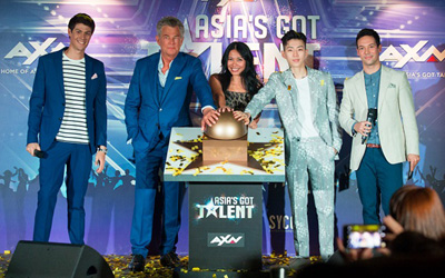 Bersama Anggun, Jay Park Menjadi Juri Asia's Got Talent Musim Kedua