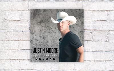 Kinda Don't Care, Terbaru dari Justin Moore