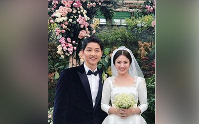 Ini Jumlah Biaya yang Dihabiskan Song Joong-ki dan Song Hye-kyo untuk Pernikahan Mereka!