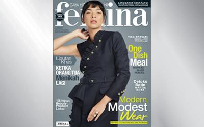 Femina Edisi 21/2017