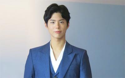 Park Bo-gum Berbicara Tentang Karier, Song Joong Ki, dan Fans Indonesia