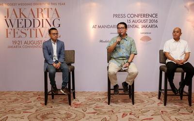 Anda Merencanakan Pernikahan? Yuk, Kunjungi Jakarta Wedding Festival 2016