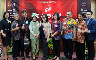 Indonesian Weekend di London