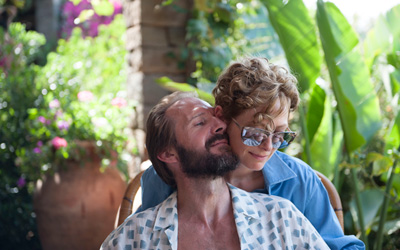 A Bigger Splash, Potret Kehidupan Rocker Legendaris