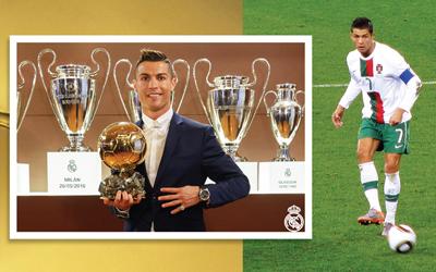 Meraih Ballon d Or 2016, Cristiano Ronaldo Mendekati Rekor Lionel Messi