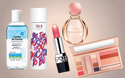 Editor's Choice: 5 Produk Kecantikan Untuk Mempersegar Penampilan