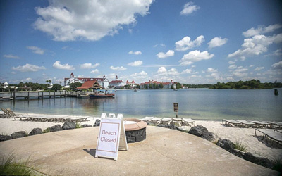 Bocah 2 Tahun Diserang Buaya di Resort Disney Florida
