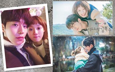 Lee Sung-kyung dan Nam Joo-hyuk Dipastikan Sedang Menjalin Hubungan, Swag Couple is Real!