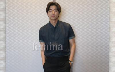 """Wawancara Eksklusif Gong Yoo di Hong Kong: """"Saya Sangat Familiar dengan Indonesia"""""""