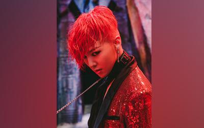 G-Dragon Menjadi Selebritas Korea dengan Lingkup Pergaulan yang Paling Luas