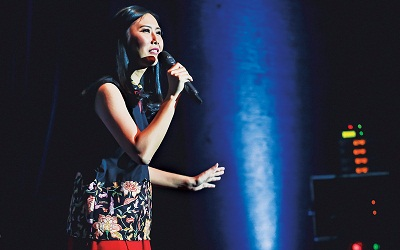 Jessica Farolan, Berani Kupas Seksualitas di Panggung Stand-Up Comedy