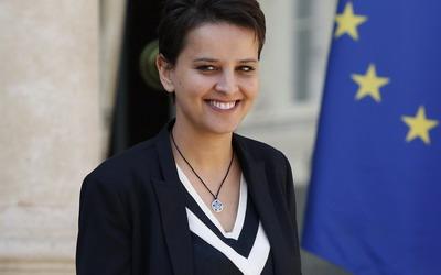 Najat Vallaud-Belkacem, Wanita Muslim Pertama di Kabinet Prancis