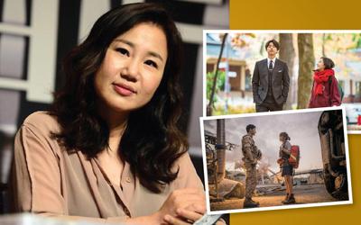 Penulis Naskah Goblin dan Descendants of the Sun, Kim Eun-Sook, Siapkan Cerita Drama Baru