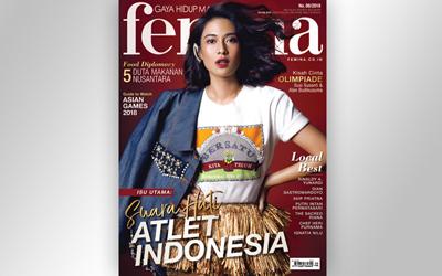 Femina The Local Best Issue, Agustus 2018