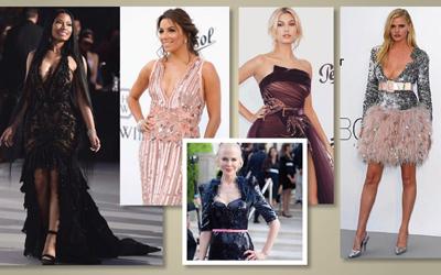 Hailey Baldwin hingga Nicki Minaj Ikut Penggalangan Dana amfAR Gala 2017 di Cannes