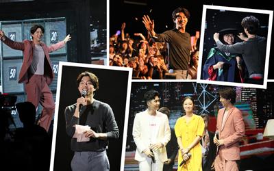 Laporan Eksklusif Dari Fan Meeting 2017 Gong Yoo Live Make A Wish in Hong Kong: Rahasia Gong Yoo Terungkap di Depan Fans