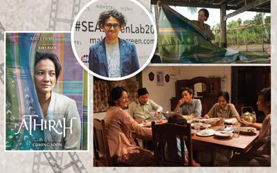 Riri Riza, Membingkai Keindahan Alam dan Budaya Makassar