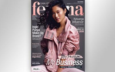 Femina Entrepreneurship Issue, Juli 2018