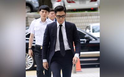 Terkait Kasus Narkoba, T.O.P 'BIGBANG' Diputuskan Hukuman Percobaan Dua Tahun