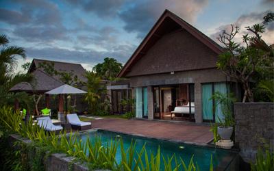 The Sanctoo Villas & Spa, Sebuah Paradise Kecil di Ubud