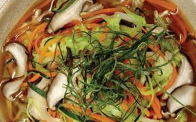 Soto Jamur Sayuran
