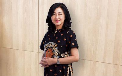 Kiat Lauren Sulistiawati Mencapai Posisi Puncak di Dunia Perbankan