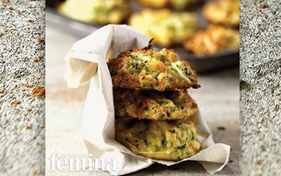 Nugget Panggang Brokoli Keju
