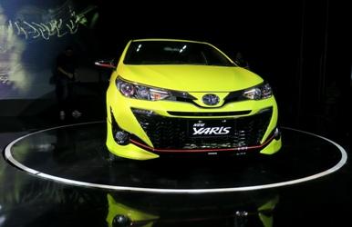 Toyota Hadirkan New Yaris Dengan Tampilan Lebih Sporty, Modern & Stylish