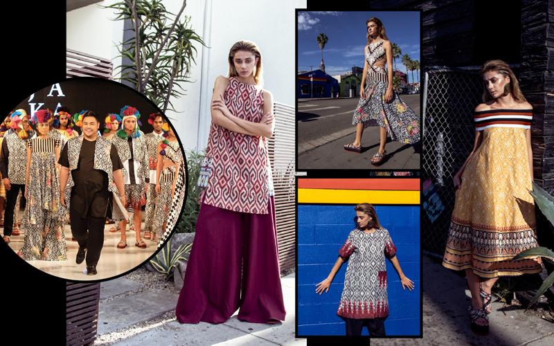 Contoh Baju Batik Ivan Gunawan 2015 Contoh Foto Baju