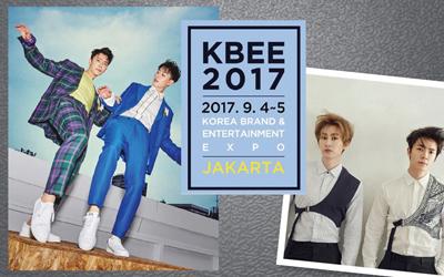 Menjadi Ambassador KBEE 2017 Jakarta, Super Junior D&E Akan Hadir di Jakarta Pada Bulan September