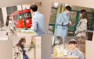 Tomorrow with You, Drama Seri Romantis Shin Min-ah yang Menampilkan Perjalanan Lintas Waktu ke Masa Depan