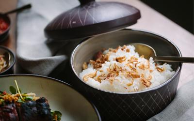 Mencoba Garam dan Beras Kelas Gourmet dari Bali