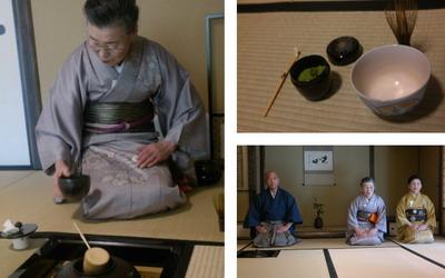 Menikmati Upacara Minum Teh di Sakai, Jepang