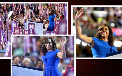 10 Kalimat Terbaik dari Pidato Michelle Obama di Konvensi Partai Demokrat