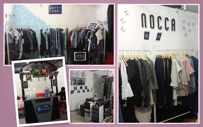 Berburu Produk Fashion Lokal di Pop Up Market 2017