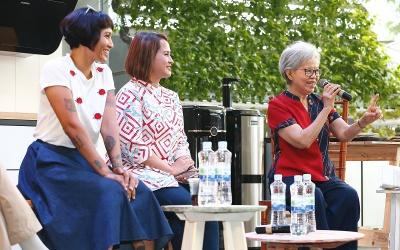 Belajar Menulis Makanan Yang Menggugah di Ajang Jakarta Eat Festival 2018