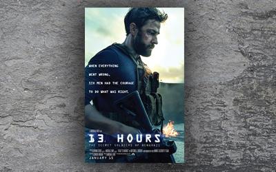 13 Hours: The Secret Soldier of Benghazi