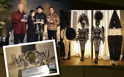 Rinaldy A. Yunardi Memenangkan Penghargaan Tertinggi di Ajang Internasional Bergengsi
