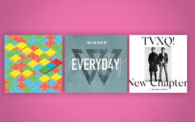 3 Album KPOP Wajib Dengar Akhir Minggu Ini