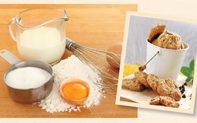 7 Bahan Penting untuk Membuat Kue Kering